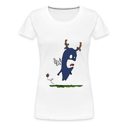 BLOUH DEBARDEUR - T-shirt Premium Femme