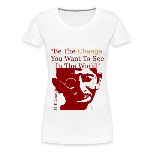 changered e - Women's Premium T-Shirt