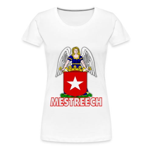 wapen maastricht2 - Vrouwen Premium T-shirt