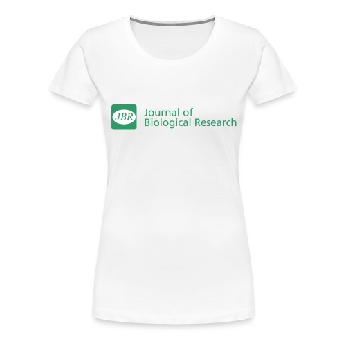 Journal of Biological Research 300 png - Women's Premium T-Shirt