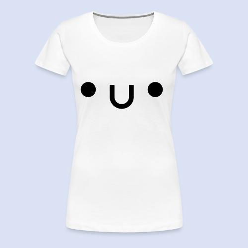 •u• - T-shirt Premium Femme
