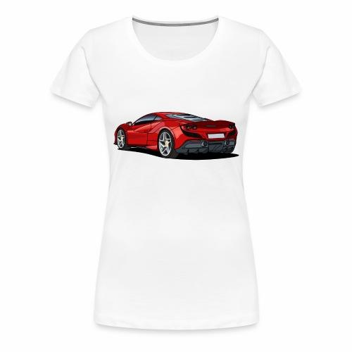 Supercar - Women's Premium T-Shirt