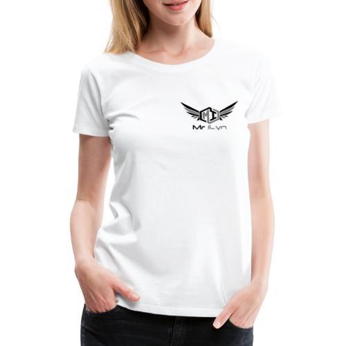 Mr iLyn - Frauen Premium T-Shirt