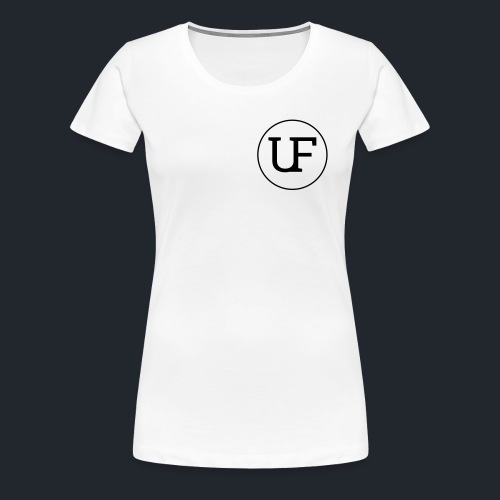 Urban Forest Logo - Vrouwen Premium T-shirt