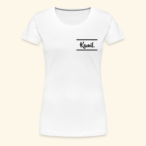 Unbenannt 1 png - Frauen Premium T-Shirt