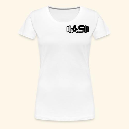 AS Logo - Women's Premium T-Shirt