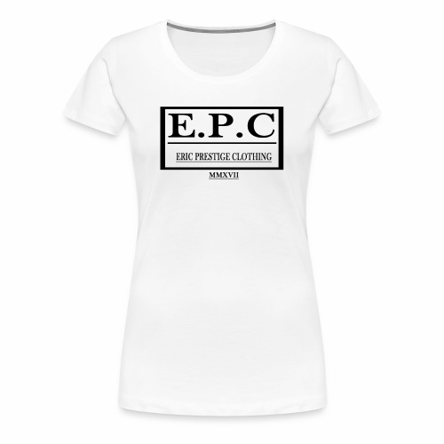 ERIC PRESTIGE CLOTHING - Women's Premium T-Shirt