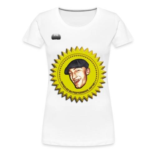 PuuCe Back - Women's Premium T-Shirt