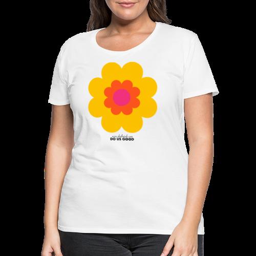 BIG SUNSHINE - Naisten premium t-paita