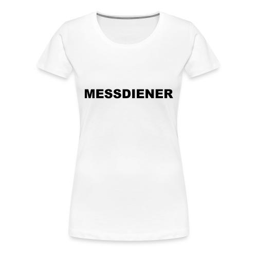 messdiener - Frauen Premium T-Shirt