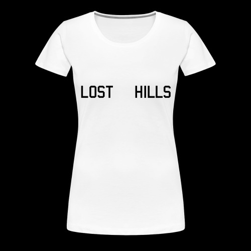 LOST HILLS - Women's Premium T-Shirt