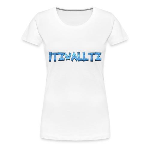 walltz home merch - Premium-T-shirt dam