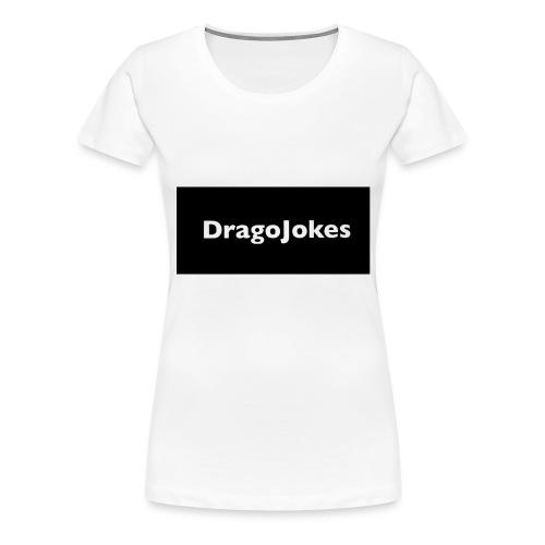 318C1D17 F03A 4EA0 B585 A8773CD27DD5 - Frauen Premium T-Shirt