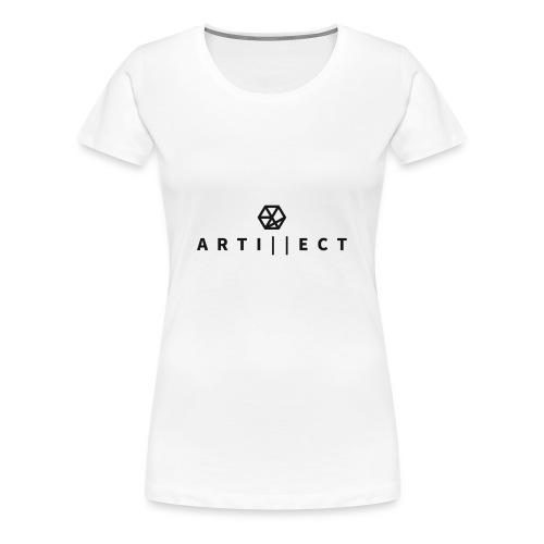 Artillect - T-shirt Premium Femme