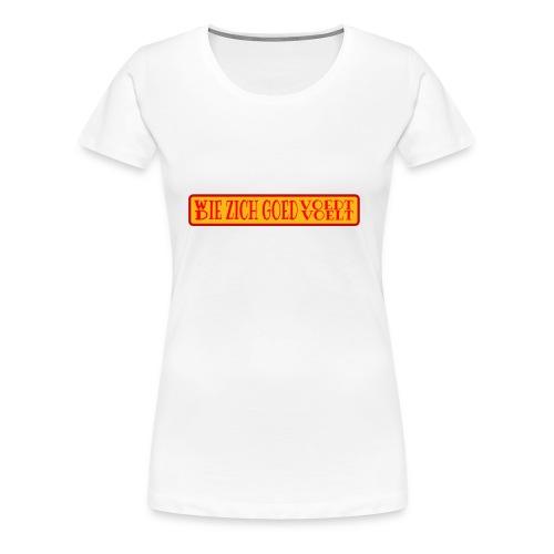 wie en die png - Women's Premium T-Shirt
