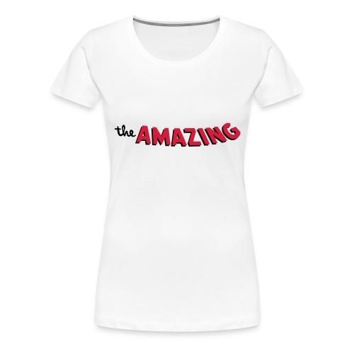 Amazing - Vrouwen Premium T-shirt