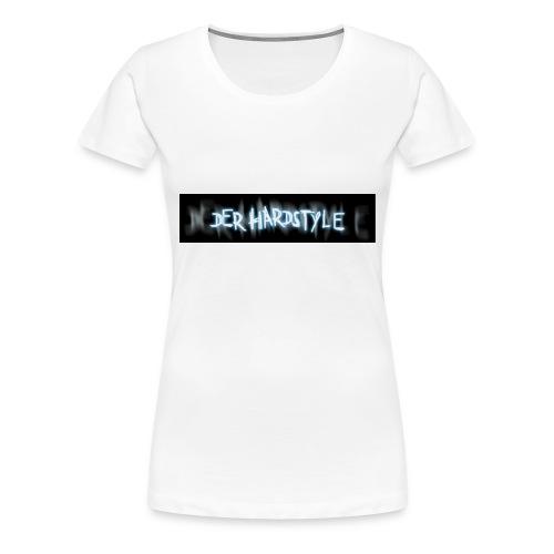 DerHardstyle ONE - Frauen Premium T-Shirt