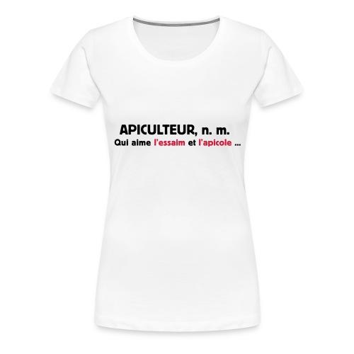 essaim - T-shirt Premium Femme