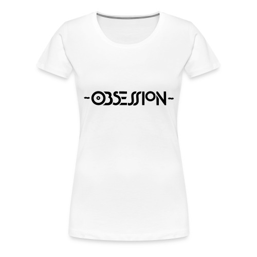 Obsession Logo - Women's Premium T-Shirt