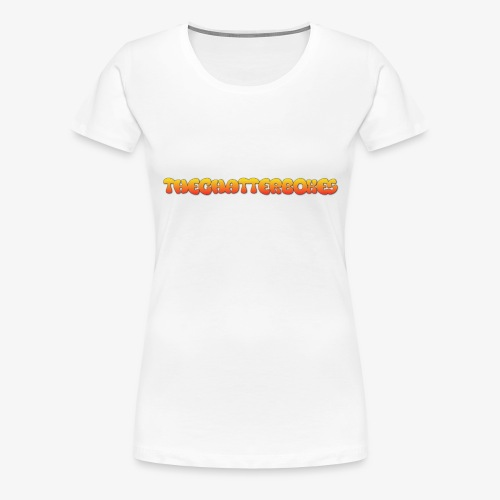 TheChatterBoxes Best Sellers - Women's Premium T-Shirt