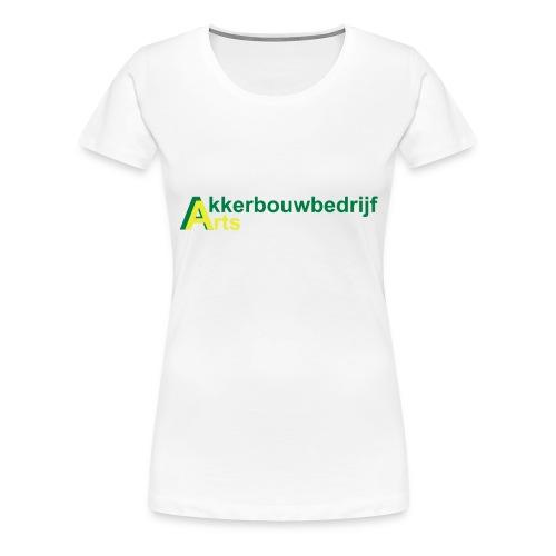akkerbouwbedrijf arts - Vrouwen Premium T-shirt