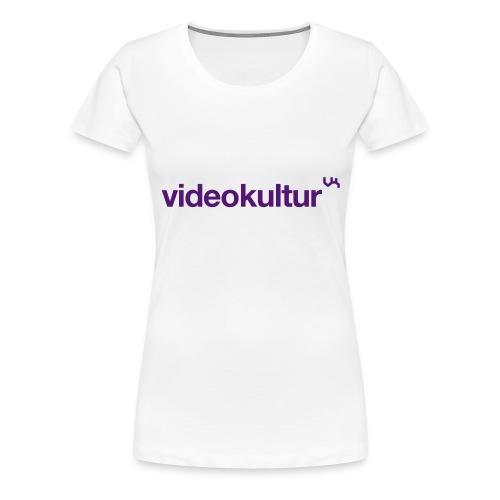 replacement for a vk-skirt: vk-panties - Frauen Premium T-Shirt