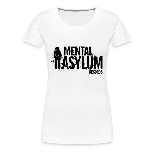 Mental Black - Women's Premium T-Shirt