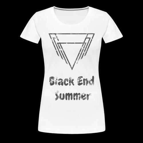 Hauts Blancs - T-shirt Premium Femme