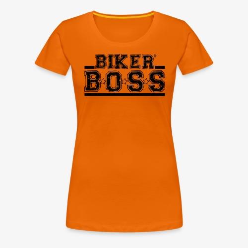 Bikerboss - T-shirt Premium Femme