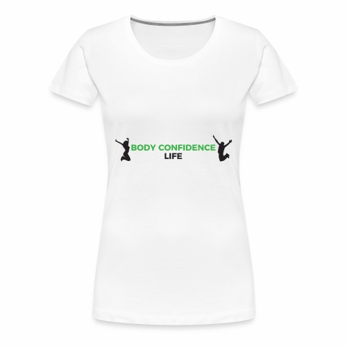 BCL Final Logo - Women's Premium T-Shirt