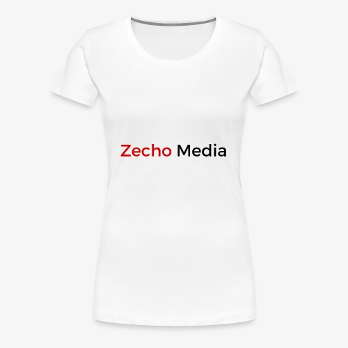 Zecho Media - Women's Premium T-Shirt