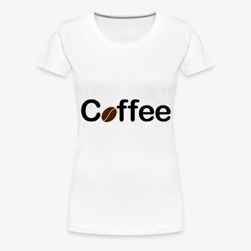 Kaffe - Premium-T-shirt dam