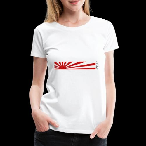 JDM flag design - Women's Premium T-Shirt