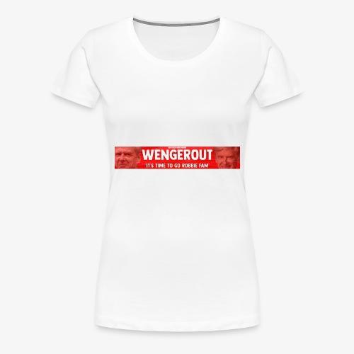 Wenger Out - Women's Premium T-Shirt