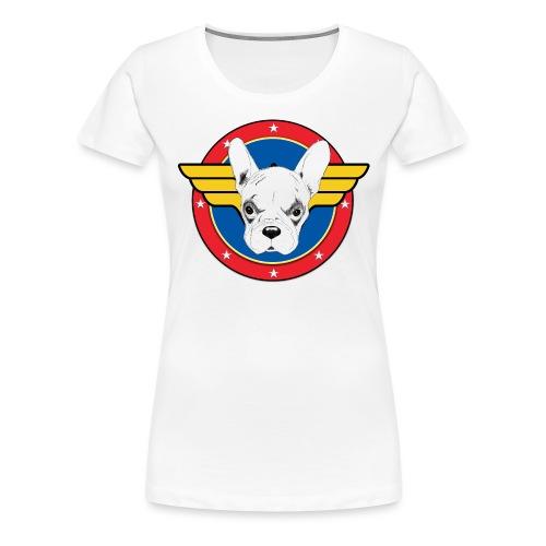 Super frenchie - T-shirt Premium Femme