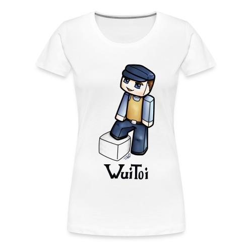 WuiToi - Frauen Premium T-Shirt