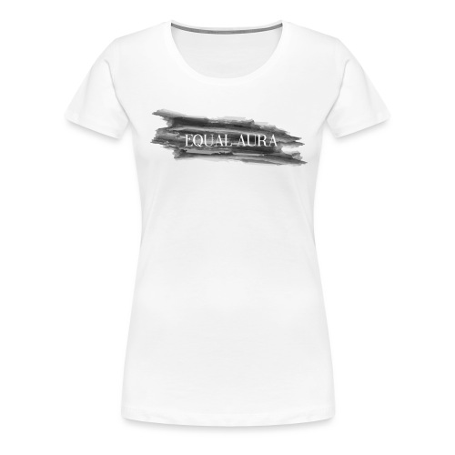 Equal Aura Art - Vrouwen Premium T-shirt