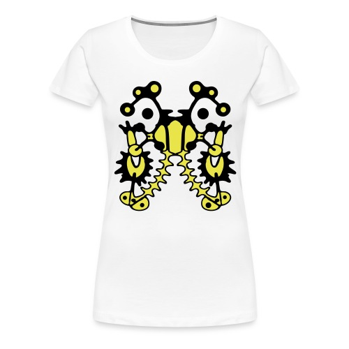 Tattoo T-Shirt Design - Frauen Premium T-Shirt