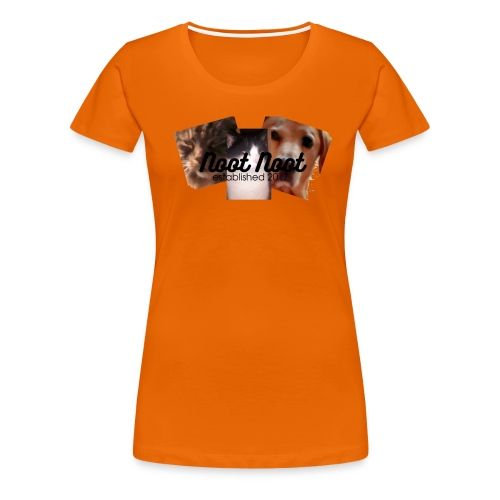 Animal Merch - Women's Premium T-Shirt