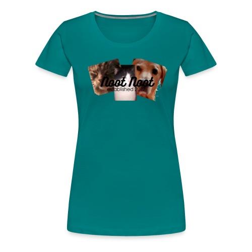 Animal Merch - Women's Premium T-Shirt