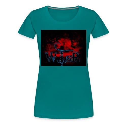 WISR Huppari - Naisten premium t-paita