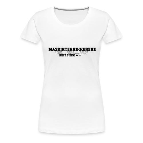 Hette Genser! - Premium T-skjorte for kvinner