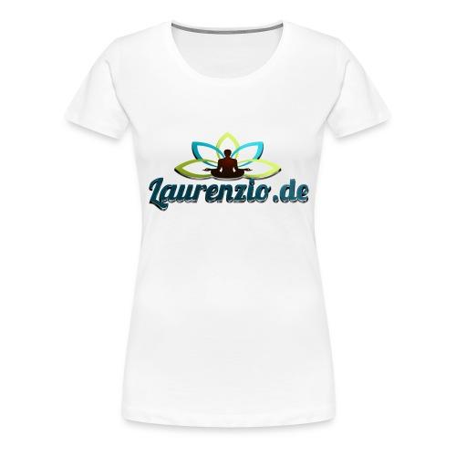 Laurenzio.de - Women's Premium T-Shirt