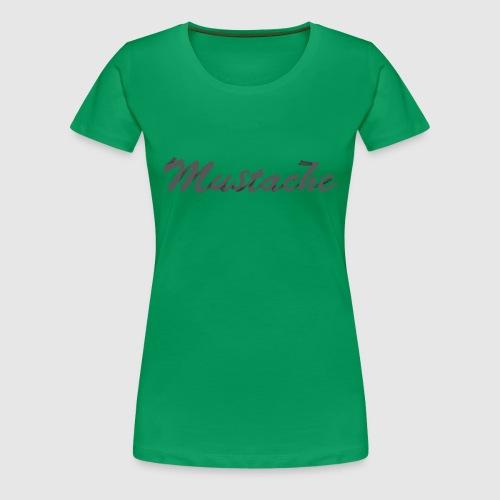 Black Lettering - Women's Premium T-Shirt