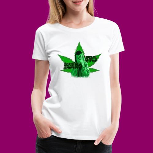 YOUNGHITO - Maglietta Premium da donna