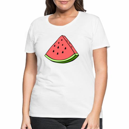 watermelon - Camiseta premium mujer