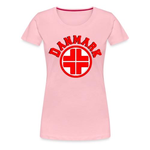 Denmark - Women's Premium T-Shirt
