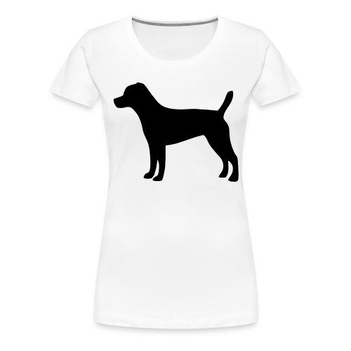 Patterdale Terrier I - Frauen Premium T-Shirt