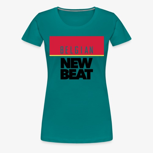 BNB SQ - Vrouwen Premium T-shirt