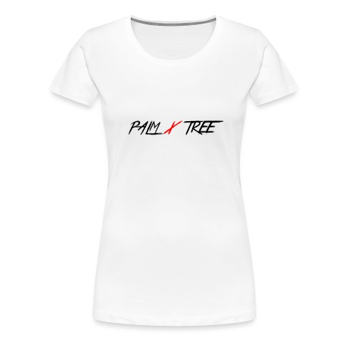 PALMXTREE STREETWEAR - Camiseta premium mujer